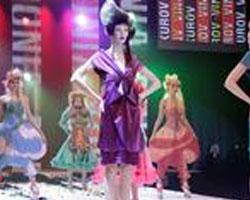 Авангард парикмахерского искусства на ярмарке в Дюссельдорфе