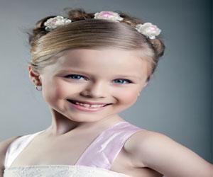 Красивые детские прически`2013