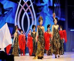 Самые модные прически 2014 года продемонстрировали на фестивале моды в Ярославле