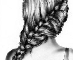 Двойная коса и особенности ее плетения