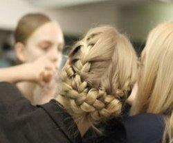 Необычные косы в моде в грядущем сезоне