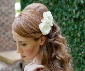 Лучшие цветы для свадебной прически